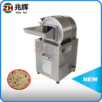 Industrial fresh potato chips slicing machine/customized potato chips production line