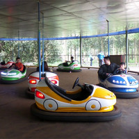 Outdoor Factory Sale Amusement Park Rides New Electric Bumper Cars Playground Equipment Funfair Rides