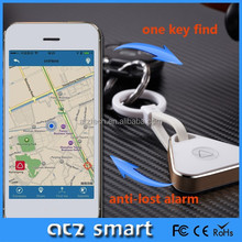 ATZ Promotional Electronic Gifts Personal Alarm Keychain with Bluetooth Low Energy Button ImHere+ Android& iOS APP