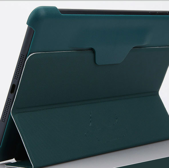 2013 new style 2 folded smart cover design leather case for Apple Ipad mini 2