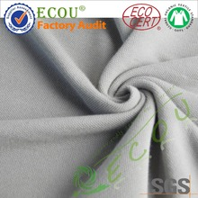 Supply 100 bamboo dyed knit fabric has OEKO certificate accept OEM service
