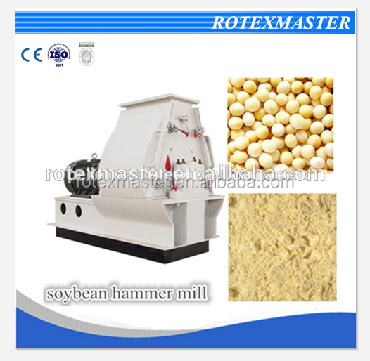[ROTEX MASTER] Livestock feed grinder/Animal feed crushing equipment for corn,sorghum, wheat and bean
