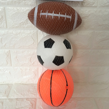 Official/Promotional Football balls Soccer balls Rubber Basketballs VolleyballsRugby Balls Jumping ,Rubber