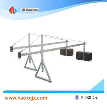 Scaffold Electric Swing Stage Building Construction