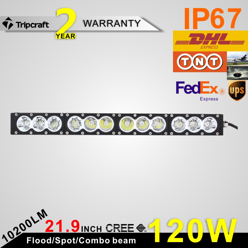 You Shouldn't miss! 120w 22 inch factory direct multi color led bar light with high bright and IP68