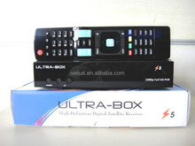 Hot sales! Satellite Receiver Ultra-box z5 Support Free iks&sks&wifi for south america