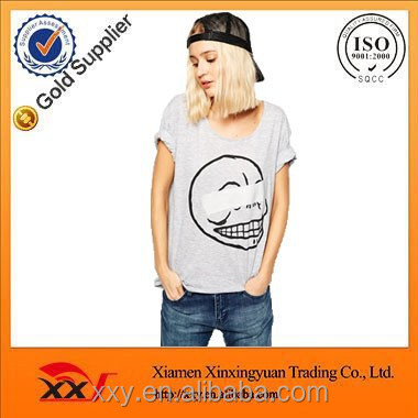 Fashion women's printed t-shirt online shopping india