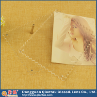 Handmade Transparent Acrylic Funny Sexy Photo Frame