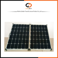Mono Foldable 90 watt Solar Panel 12/24V for sales