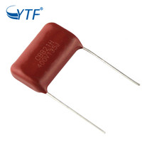 Plastic Film Capacitors MPP of type CBB21 135J 400v, metallized polypropylene film capacitor