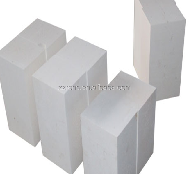 Azs Fusion Cast Zirconia Brick for Glass Furnace