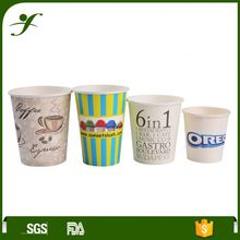 Party items coffee paper glass