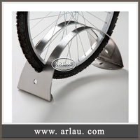 (BR-12) Outdoor Park Stainless Steel Bicycle Stand
