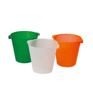 PP and Acrylic decorative ice buckets made in China