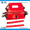 rescue medical head immobilizer for all stretchers
