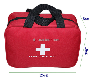 BSCI Small Healthcare First Aid Bag Manufacturer
