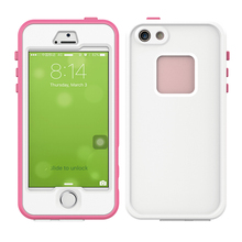Guangzhou Waterproof Shockproof Dirtproof 360 degrees Protective Case for iPhone 5 5 SE