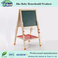 Small wooden preschool easel
