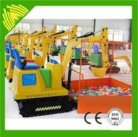 Kids electric digger, kids ride on excavator toys for sale