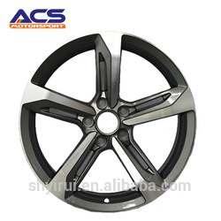 2017 hot style Aluminum wheel with good quality