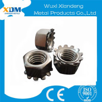 High quality stainless steel k lock nut bolt manufacturing machinery price