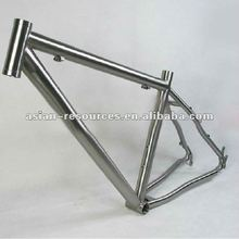 "Mountain bicycle Frame 26"" MTB Titanium 31.6 1-1/8 1.45kg"