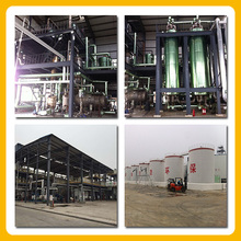 Used engine oil waste mixed oil to biodiesel plant,biodiesel oil equipment