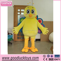 advertising chicken mascot costume,fur mascots /party cartoon costumes