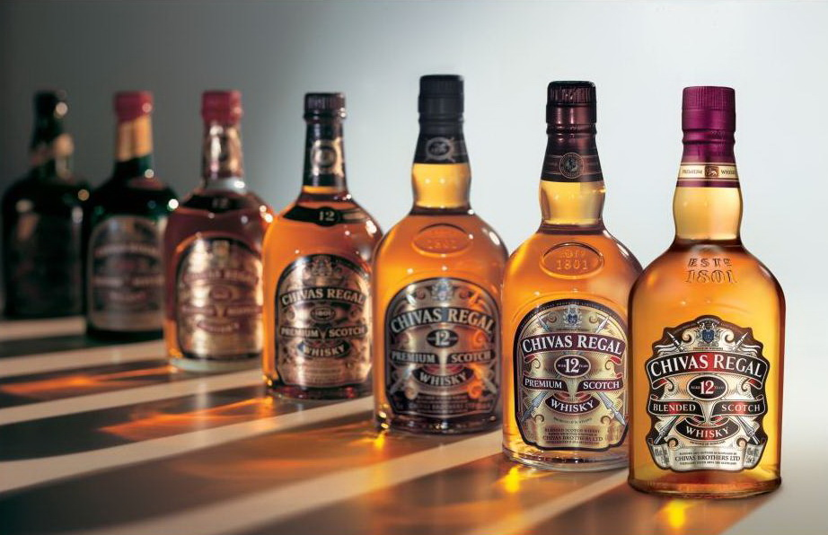 Chivas Regal 12yo 1Liter