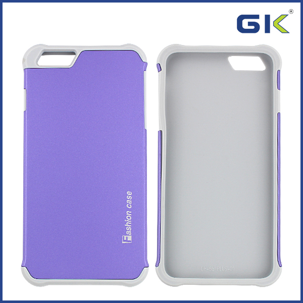 [GGIT] Hot Sale Ultra Soft PC+Silicone 2 in 1 Combo Phone Case For IPhone 6