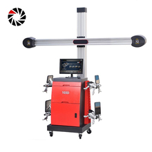 Excellent repeatability wheel alignment equipment HD camera electronic