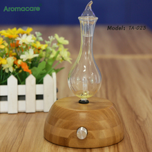 Aromacare Modern Wood Finish Aroma Ultrasonic Cool Air Purifier diffuser Humidifier