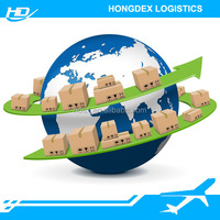Logistics service all express for alibaba goods from china to india