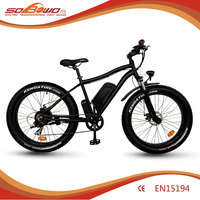 1500W electric bike kit with rear drive motorized bicycle