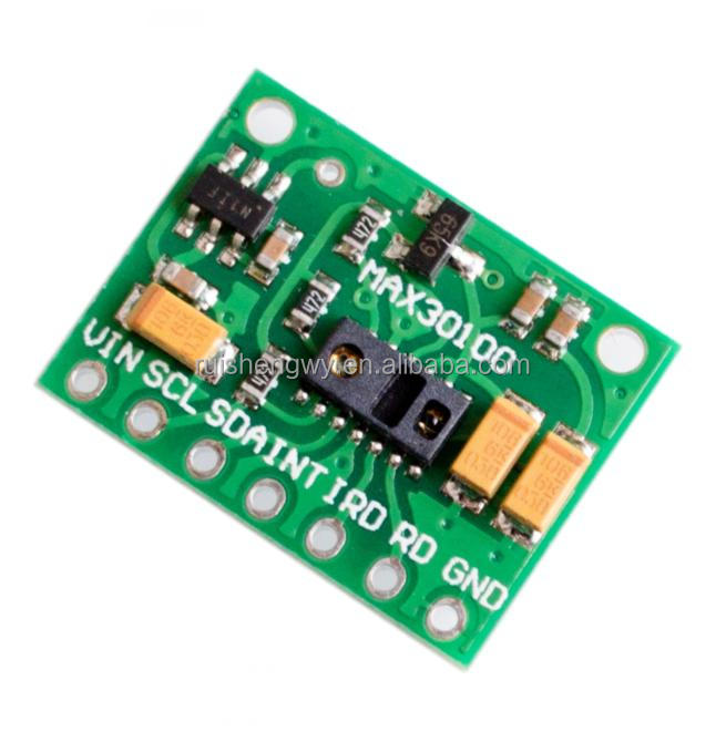 Pulse Oximeter Heart-Rate Sensor Development Board max30100 module