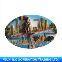 Wholesale newest cheap acrylic fridge magnet new items in china market