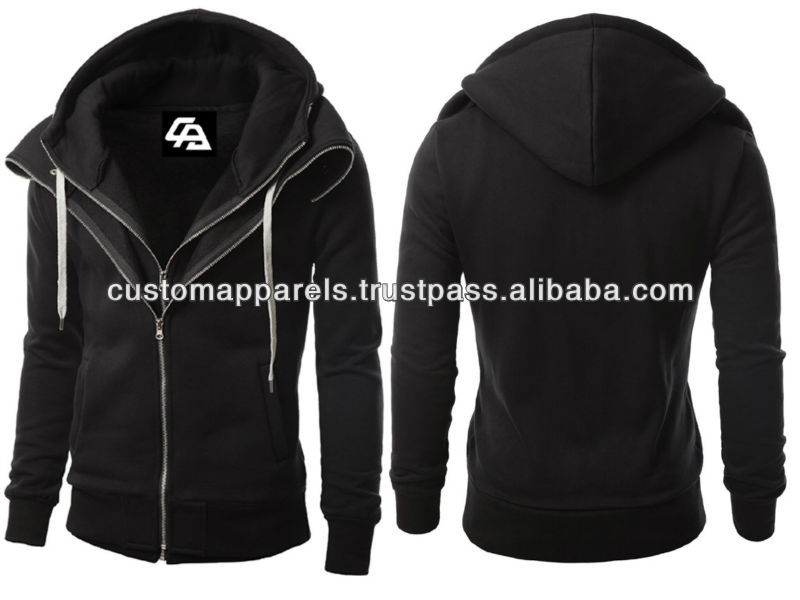 western fashion cotton casual hoodies clothing new design