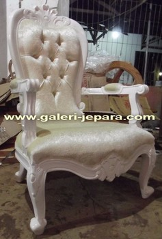 Hand Carved Wooden Furniture - Indonesian Antique Style