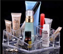 Acrylic Organizer for Cosmetics