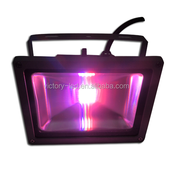 IP65 led garden lamp commercial 120w rgb flood light