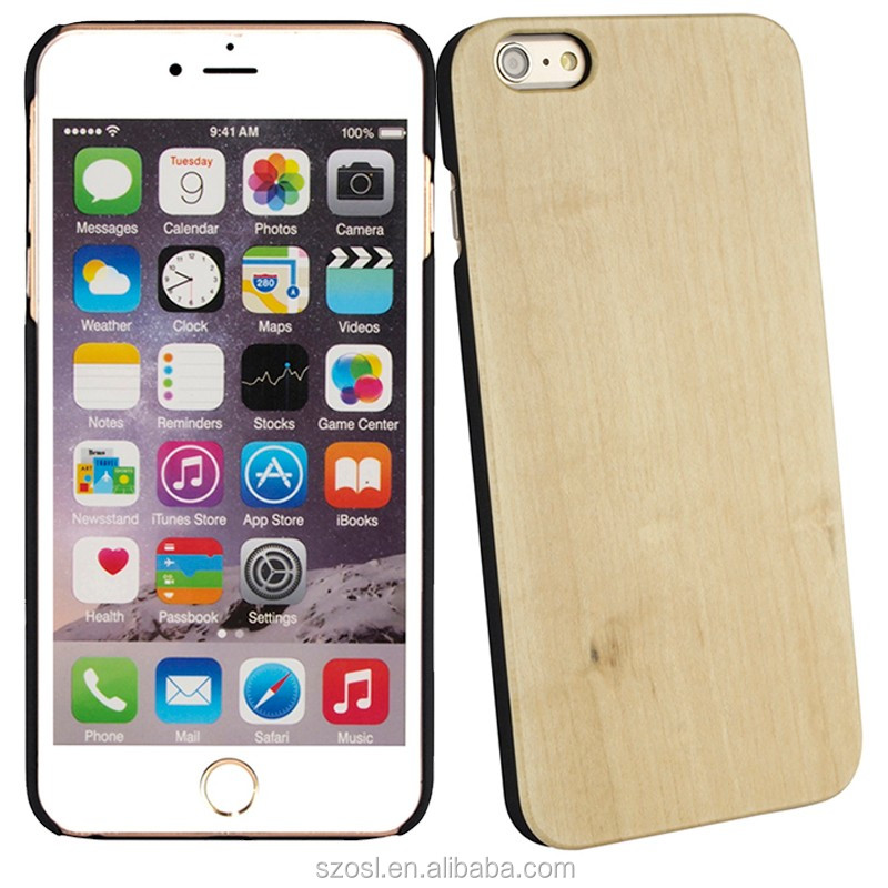 oem 3d case factory mobile phone cover wood tpu maple for iphone 5s customized back cover