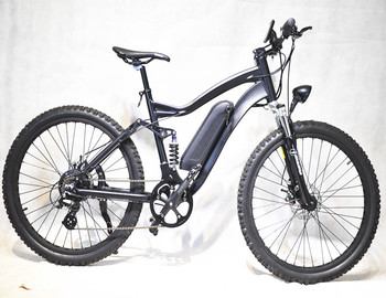 Trotter new suspension 36V with LCD electric bicycle