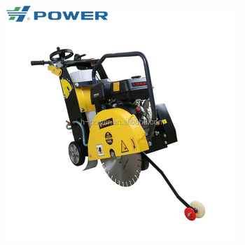 Gasoline engine Concrete cutter with semi-propelling function Q480