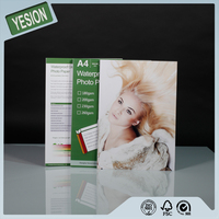 350gsm heavy weight photo paper double sided glossy 3r 4r