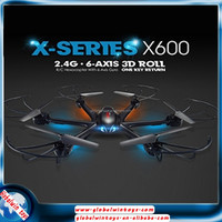 2015 new rc hexacopter professional for sale, 2.4g 4ch hexa drone quadcopter MJX x600
