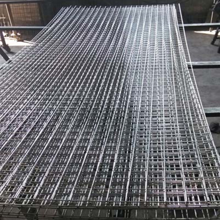 good quality Rebar welded wire mesh panel