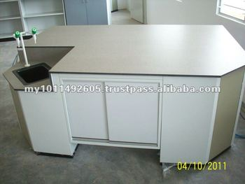 SERVCO School Laboratory Furniture System (HIGH QUALITY ELECTROGALVANIZED SHEET) for Disable Student