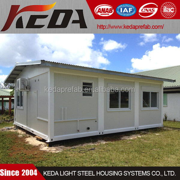 Demountable & Collapsible Prefab Container Homes Office House for Sale