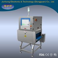 2015 New industrial X-Ray scanners machine for food inspectrion