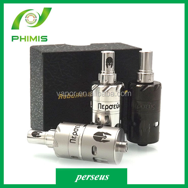Hot !! Alibaba china newest 510 rebuildable perseus drip tank atomizer